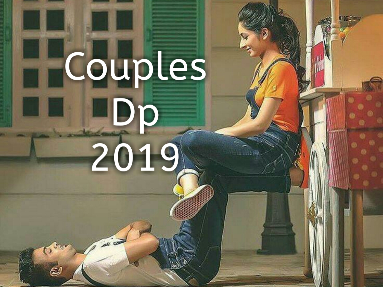Romantic Couple DP